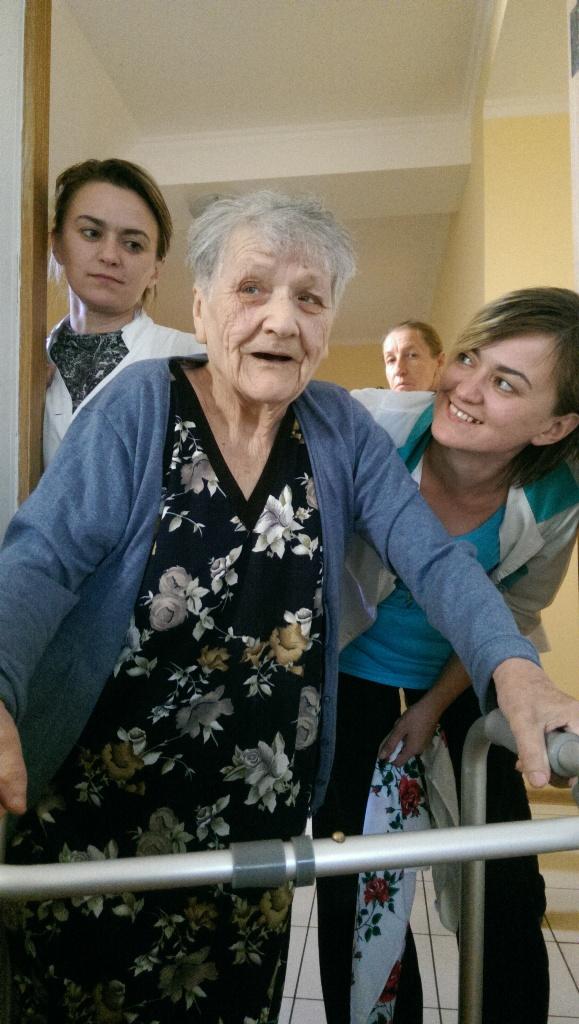 Интернаты для пожилых в минске