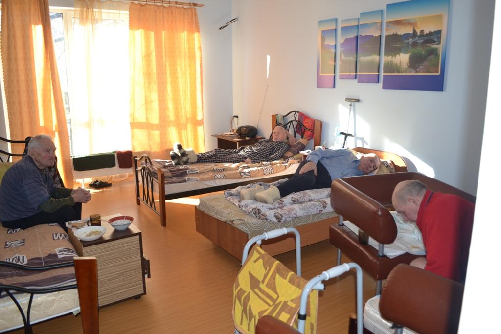Нижнетагильский пансионат для инвалидов