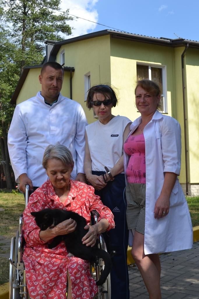 Дома престарелых частные в вологодской области