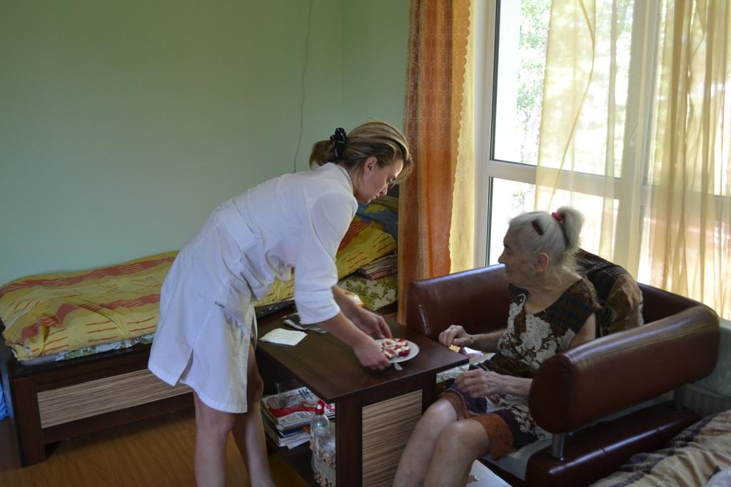 Пансионат для лежачих больных в краснодарском крае