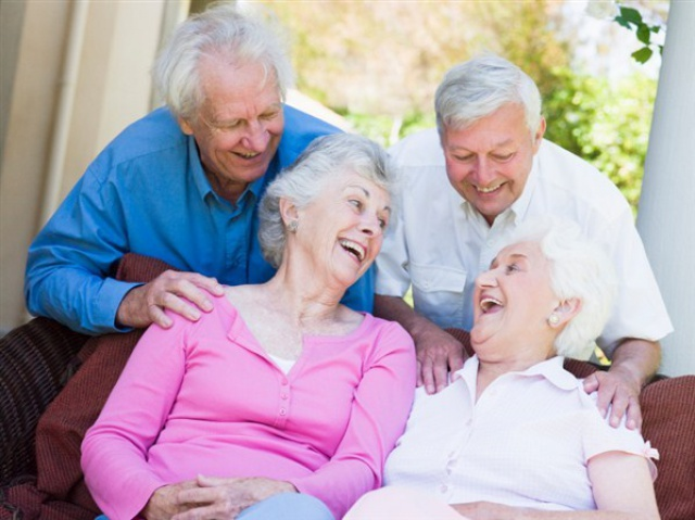 Утренняя зарядка дома для пожилых