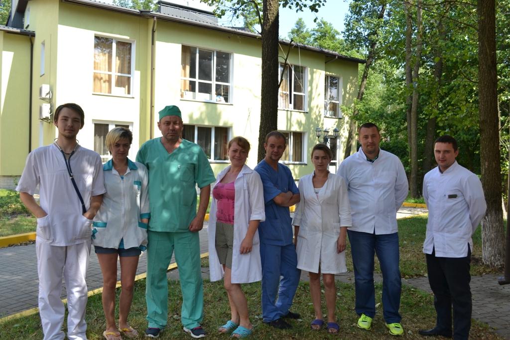 Частный дом престарелых ОПЕКА в Киеве